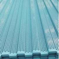 Buy cheap 1mm 2000mm Width Metal Perforated Sheet With Round Hole from wholesalers