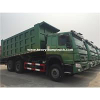 Buy cheap 20m³ HOWO 6x4 371hp Dump Truck Installed With HYVA Brand Middle Lifting With High Lifting Capacity product