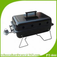 Buy cheap High efficiency simple design balcony outdoor portable gas grill from wholesalers