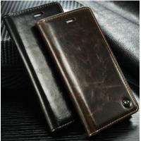 Buy cheap New Arrival Phone Case For iPhone 6 ,Crazy Horse Leather For iPhone 6 Case from wholesalers