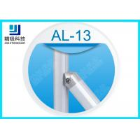 Buy cheap AL-13 Aluminum Tubing Joints / Connectors Claw 45 Degrees Within Joints Die - casting from wholesalers