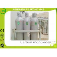 China Industrial Gas 99.9%  Carbon Monoxide Applied In Bulk Chemicals Manufacturing on sale