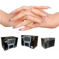 Buy cheap Colorful Digital Nail Art Machine Automatic 3D Finger Nail Printing Machine from wholesalers