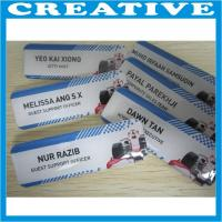 Buy cheap plastic name badge clip product