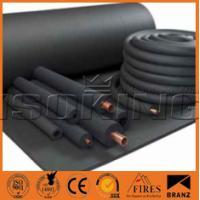 Buy cheap Rubber Foam Insulation,Rubber Plastic Roll, Nitrile Rubber from wholesalers