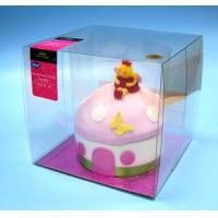 Buy cheap transparent box cake box from wholesalers