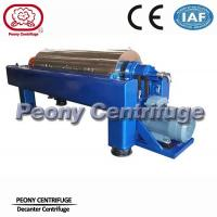 Buy cheap Automatic Horizontal Decanter Centrifuges Calcium Carbonate Dewatering Machine product