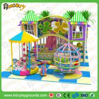 Buy cheap Chinese Supplier Amazing soft children creative indoor play area Indoor amusement park equipment from wholesalers
