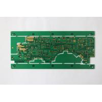 Buy cheap 4 layer HASL PCBs for Automotive , Customized PCB Board for Power Supply Board from wholesalers