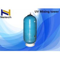 Buy cheap UV Mixing tower Ozone Generator Water Purification For Swimming Pool / UV O3 Disinfection system from wholesalers