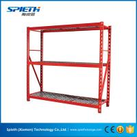 Buy cheap Garage shelving 5 tier boltless storage racking shelves unit from wholesalers