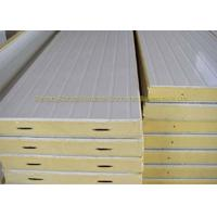Buy cheap Cold Storage Room Metal Sandwich Panels Warehouse Pu Sandwich Panel from wholesalers
