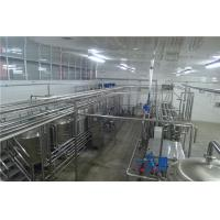 Buy cheap Dilution And Repacking Industrial Food Processing Equipment  / Concentrated Jam Production Line from wholesalers