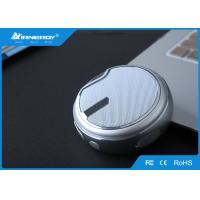 Sliver Home Bluetooth Speakers , Portable Mini Wireless Speaker DC5V/1A Voltage