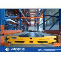 Buy cheap FIFO Warehouse Radio Shuttle Racking Selective Adjustable Shelving System from wholesalers