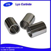 Buy cheap Hard metal tungsten carbide bushes from wholesalers