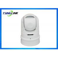 Buy cheap Smart Dual Stream Vehicle Mounted PTZ Camera WiFi 4G Wireless For Emergency product