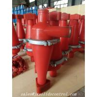 Buy cheap FX100 cyclone PU clamp hydrocyclone from wholesalers