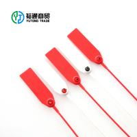 Buy cheap Good manufacturer security plastic seals for containers from wholesalers