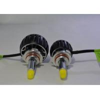 Stable Performance Car LED Headlights Brightest Led Light Bulb With CREE Chips