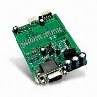 Buy cheap Prototype electronic circuit board components , FR4 based pcb assembly manufacturer from wholesalers