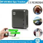 Buy cheap Small size cheap motor gps tracker vibration sensor for car vehicle reachfar rf-v8 from wholesalers
