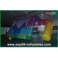 Buy cheap Outdoor Advertising Air Inflatable Tent Printed Logo High Tear Strength from wholesalers