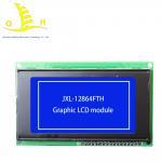 Buy cheap Transflective 128*64 Dots COB 5V Matrix Stn Lcd Module from wholesalers