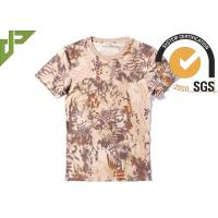 Buy cheap Mandrake Cool Tactical T Shirts Army Style Quick Drying Short Sleeve For Unisex from wholesalers