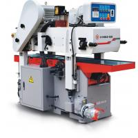 Buy cheap Attached Flat Knife Shaft Double Side Planer Machine Centralized Lubrication System from wholesalers