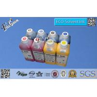 Buy cheap Epson Pro 7700 9700 Eco-Solvent Ink Outdoor Printting BK C M Y MBK colors from wholesalers