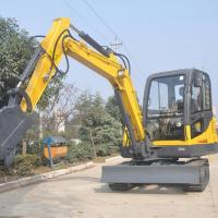 Buy cheap Mini Excavator ZM-45F 4.5ton Track Excavator Has passed CE certificate from wholesalers