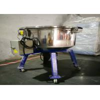 Buy cheap Large Size Plastic Mixer Machine High Speed 200 KG For Plastic Injection Industry from wholesalers