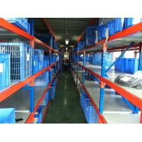 Buy cheap Multilayer Heavy Duty Shelf Racks / Heavy Duty Steel Shelving For Pharmaceuticals Industry from wholesalers