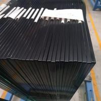 Buy cheap Youbo Custom Clear  6mm Toughened glass Price from wholesalers