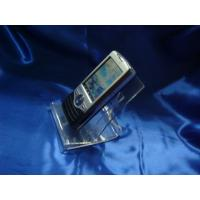 Buy cheap L Shape Clear Acrylic Display Holders For Cell Phone , Camera product