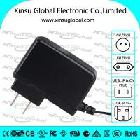 Buy cheap Household appliances charger 12V 1A AC DC power adapter with UL cUL FCC PSE CE GS LVD SAA RCM C-tick.etc from wholesalers