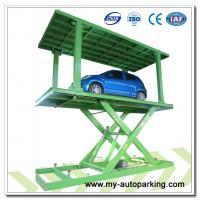 Buy cheap Double Car Parking System/ Underground Double Parking Lift/Car Parking Systems/Double Parking uk Suppliers from China from wholesalers