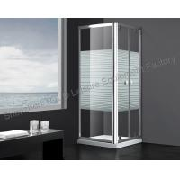 Buy cheap Rotating Glass Shower Encloser 1500mm × 1850mm for Steam Room Door Shower Screen product