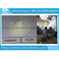Buy cheap Testosterone Sustanon 250 Injectable Steroids Powder for Bodybuilder Train from wholesalers