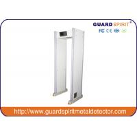 Buy cheap High sensitivity Airport security detector , Walk Through Metal Detector For Safety Checking from Wholesalers