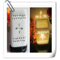 Buy cheap ceramic oil lamp burner warmer for scented essential oil Language Option  French product