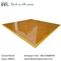 Buy cheap event decoration plywood dance floor for Weddings conference great party events from wholesalers