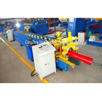 Buy cheap 15 Rollers Steel Roof Ridge Cap Tile Roll Forming Machine ISO CE from wholesalers