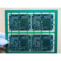 Buy cheap BGA PCB Circuit Board Built On 4 Layer With Immersion Gold from wholesalers