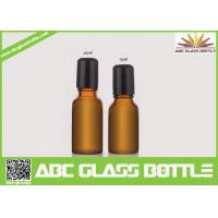 Buy cheap Factory Sale Cosmetic 15ml 20ml Glass Bottle Amber product