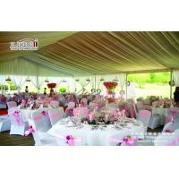 Buy cheap Luxury Outdoor Wedding Tents With Aluminum Frame 20 Years Life Span from wholesalers
