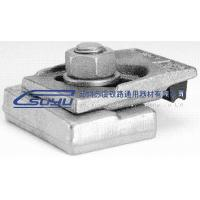 Buy cheap clips for crane rail from wholesalers