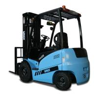 Buy cheap Stand Up Electric Very Narrow Aisle Forklift Truck For Building Use CPD25 from wholesalers