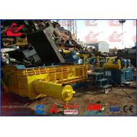 Buy cheap Scrap Metal Baler HMS Hydraulic Baling Press Machine For Waste Car Bodies 5000kg/h Motor 60kW from wholesalers